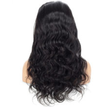 360 Lace Frontal Wig Pre Plucked Baby Hair 150% Density Body Wave Lace Front Human Hair 360 Wigs For Women Peruvian Remy Hair