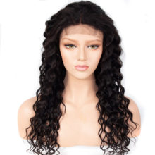 Celie Brazilian Water Wave Wig 13x4 Lace Front Human Hair Wigs Pre Plucked With Baby Hair Human Hair Lace Front Wigs Black Women