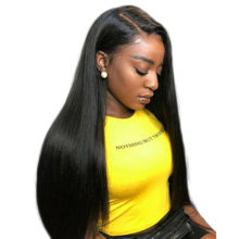 Celie Hair 13x4 Lace Front Human Hair Wigs Pre Plucked With Baby Hair Remy Brazilian Straight Lace Frontal Wigs For Black Woman