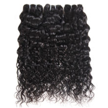 Virgin Hair Water Wave Bundles Brazilian Hair Weave Bundles Brazilian Virgin Hair Water Wave Human Hair 1/3/4 Bundles/Lot