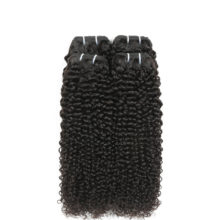 Code Calla Malaysian Raw Virgin 100% Unprocessed Human Hair Extension Bundles Afro Kinky Curly Wavy 1/3/4 Bundles Hair Weaving