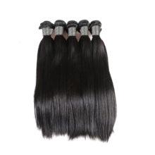 Hair Products Peruvian Straight Human Hair 10Pcs Lot Natural Color 10