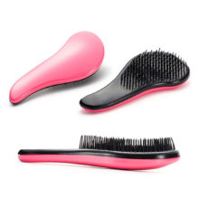 Brand New 1PC 18CM Eyecatching Hair Care Styling Hair Comb Beauty Healthy Styling Care Hair Comb Shower Massager Detangle Brush