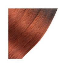 Soph queen Hair Pre-Colored T1B/33 Brazilian Straight Wave Bundles 100% Human Hair Bundles 8A Grade Can Be Dye