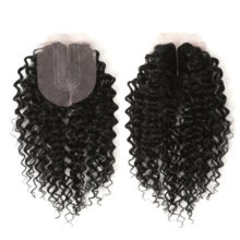 Synthetic Afro Kinky Curly Hair Blonde 16-20