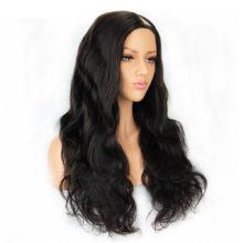 250% Density 6inch Body Wave U Part Human Hair Wigs Left Part U Part Wigs For Women Brazilian Remy Hair Wig Full End Aliblisswig
