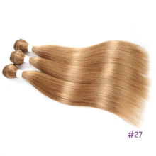 Alimice Brazilian Straight Hair Weave Bundles 8