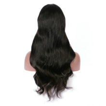 PAFF U Part Human Hair Wigs For Women Body Wave 100% Brazilian Remy Hair Middle Part 1*3