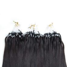 Alishow Micro Loop Hair Extensions 100g Fish line Hair 20