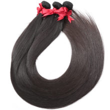 Luvin 30 32 34 36 40 inch Brazilian Raw Virgin Long Hair 1 3 4 5 Bundles Straight Human Hair Weave Hair Extensions Natural Color