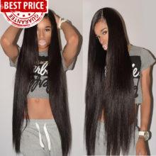 28 30 Inch 32 34 36 38 Inch 40 Inch Bundles Straight Peruvian Human Hair Weave Bundles Long Remy Hair Extension 3 4 PC Hair Weft