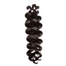 Luasy 30 Inch 32 34 36 38 Inch 40 Inch Bundles Body Wave Peruvian Human Hair Weave Bundles Long Remy Hair Extensions 1/3/4 PCS