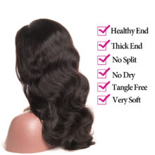 360 Lace Frontal Wig Pre Plucked With Baby Hair Brazilian Wig Body Wave Lace Front Human Hair Wigs For Black Women Remy Beyo