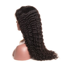13X6 Lace Front Human Hair Wigs For Black Women 13X4 Malaysian Deep Wave Lace Front Wig Pre Plucked Remy Lace Wig Beyo Glueless