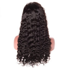 13X4 Brazilian Water Wave Wig Lace Front Human Hair Wigs For Black Women 130/150/180 Density Remy Lace Wig 10-26 Inch Beyo