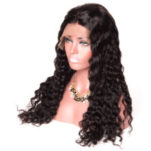 Beyo Water Wave Wig 360 Lace Frontal Wigs With Baby Hair 150% Density Remy Lace Front Human Hair Wigs For Women Peruvian Hair