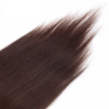 14inch-20inch Clip In Human Hair Extensions 7pcs/Set 100g Dark Brown Double Weft Clip in Remy Hair Straight Full Head