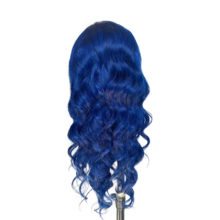 ALICE Body Wave Colored Lace Front Wig With Baby Hair 130% density  Pre Plucked Remy Hair Glueless Lace Front Human Hair Wigs